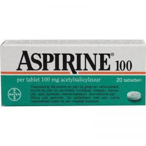 Aspirine Tabletten 100mg