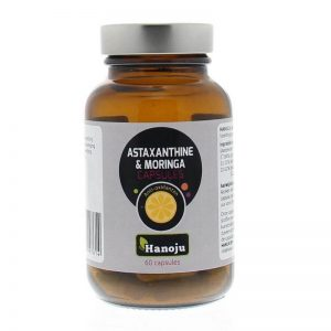 Astaxanthine&moringa