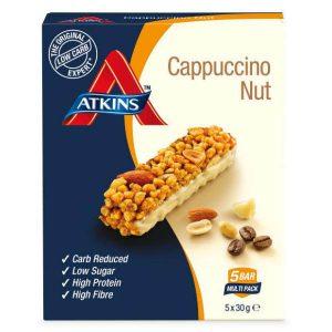 Atkins Cappuccino Nut Grootverpakking (4x150gr)