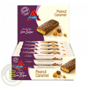 Atkins Endulge Reep Peanut Caramel (30x35gr)