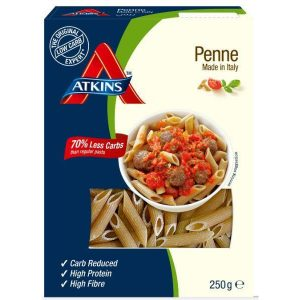 Atkins Pasta Penne Grootverpakking (8x250gr)