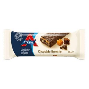 Atkins Reep Chocolate Brownie Grootverpakking (16x60gr)