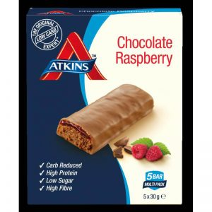 Atkins Reep Chocolate Raspberry Grootverpakking (4x150gr)
