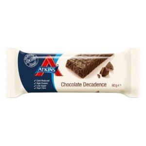 Atkins Reep Decadence Chocolate Grootverpakking (16x60gr)