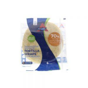 Atkins Tortilla Wraps Grootverpakking (6x160gr)