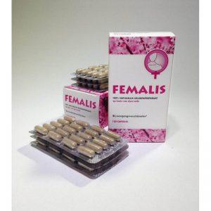 Ayurveda Care Femalis Capsules 120st