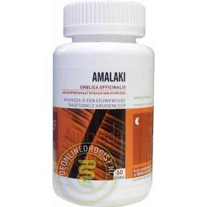 Ayurveda Health Amalaki Extract Tabletten 60st