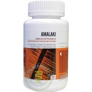 Ayurveda Health Amalaki Extract Tabletten 60st