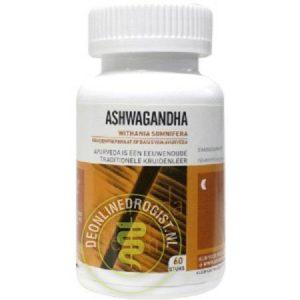 Ayurveda Health Ashwagandha Tabletten 60st