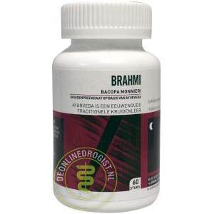 Ayurveda Health Brahmi 500mg Tabletten
