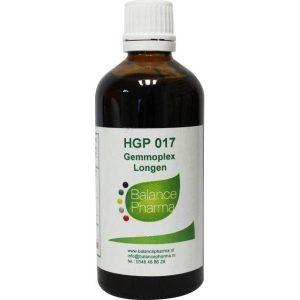 Balance Pharma Gemmoplex HGP 017 Longen