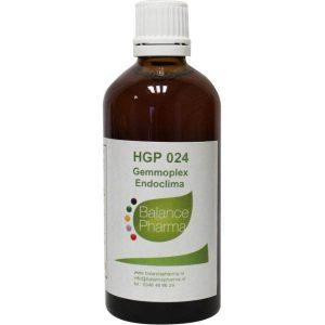 Balance Pharma Gemmoplex HGP 024 Endoclima