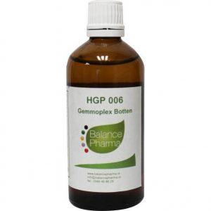 Balance Pharma Gemmoplex HGP 06 Botten