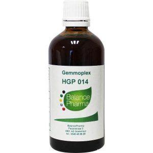 Balance Pharma Gemmoplex HGP 14 Darmen