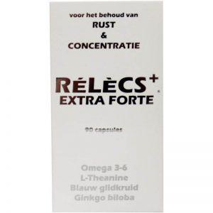 Beautylin Relecs Plus Extra Forte Capsules 90st