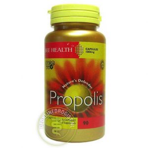 Bee Health Propolis 1000mg Capsules 90st