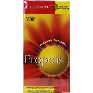 Bee Health Propolis Zuigtabletten