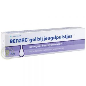 Benzac 50mg/ml Gel