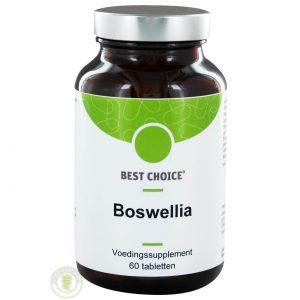 Best Choice Boswellia Tabletten 60st