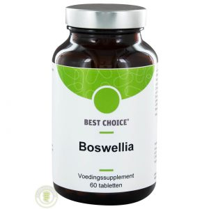 Best Choice Boswellia Tabletten 60st