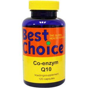 Best Choice Co-Enzym Q10 Capsules 120st