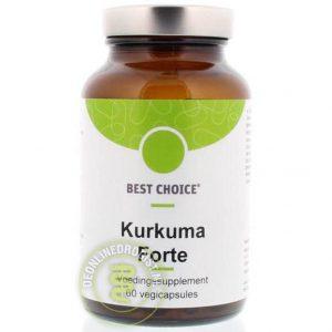 Best Choice Kurkuma Forte