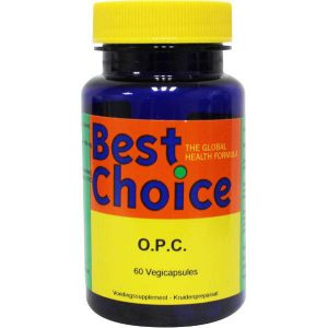 Best Choice OPC Capsules 60st