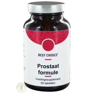 Best Choice Prostaatformule 60st