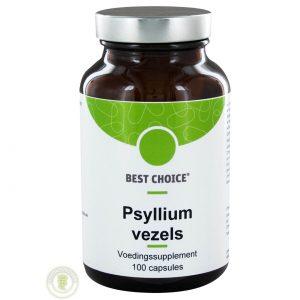 Best Choice Psylliumvezels 100st