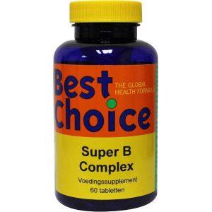 Best Choice Super B50 Complex 60st