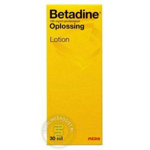 Betadine Jodium Oplossing 30ml