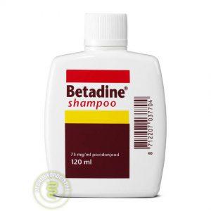 Betadine Jodium Shampoo