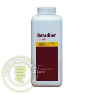 Betadine Scrub 500ml
