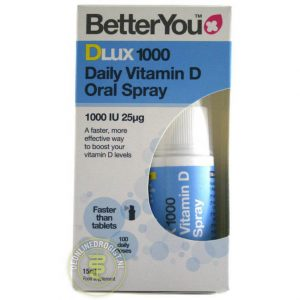 BetterYou DLux1000 Vitamine D Spray