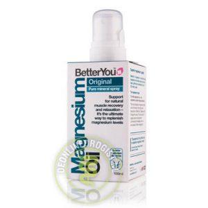 BetterYou Magnesium Oil Original Spray