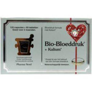 Bio-Bloeddruk+Kalium Capsules 180st