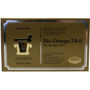 Bio-Omega 3&6 Capsules 90st