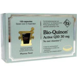 Bio-Quinon Active Q10 30mg Capsules 150st