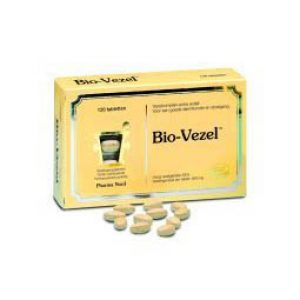 Bio-Vezel Tabletten 120st