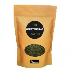 Bio gerstegras 500 mg paper bag