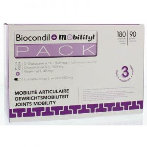 Biocondil & Mobilityl Duo Tabletten 270st