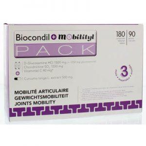Biocondil & Mobilityl Duo Tabletten 270st