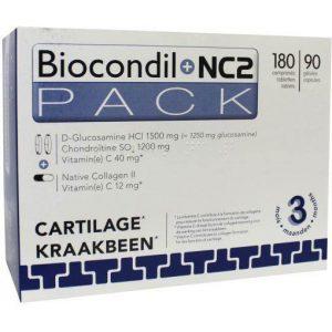 Biocondil & NC2 Duo Tabletten 180 + 90st