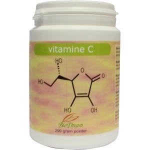 Biodream Vitamine C Poeder 200gr
