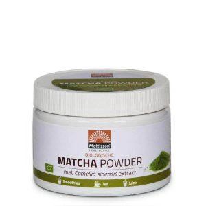 Biologische Matcha Powder (Absolute Matcha Powder Instant)