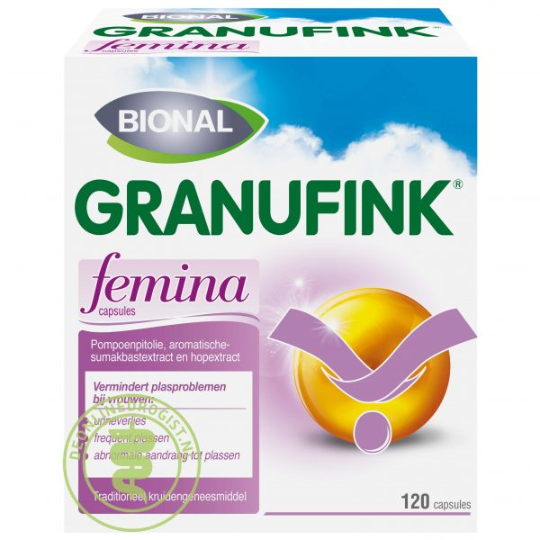 Bional Granufink Femina Capsules