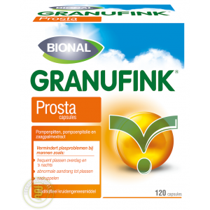 Bional Granufink Prosta Capsules