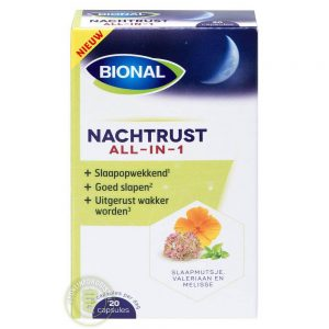 Bional Nachtrust All-In-1 Capsules