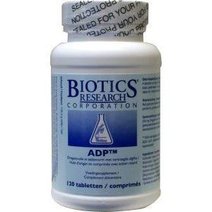 Biotics ADP Oregano Emulsie Time Released Tabletten 120st