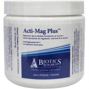 Biotics Acti Mag Plus Poeder